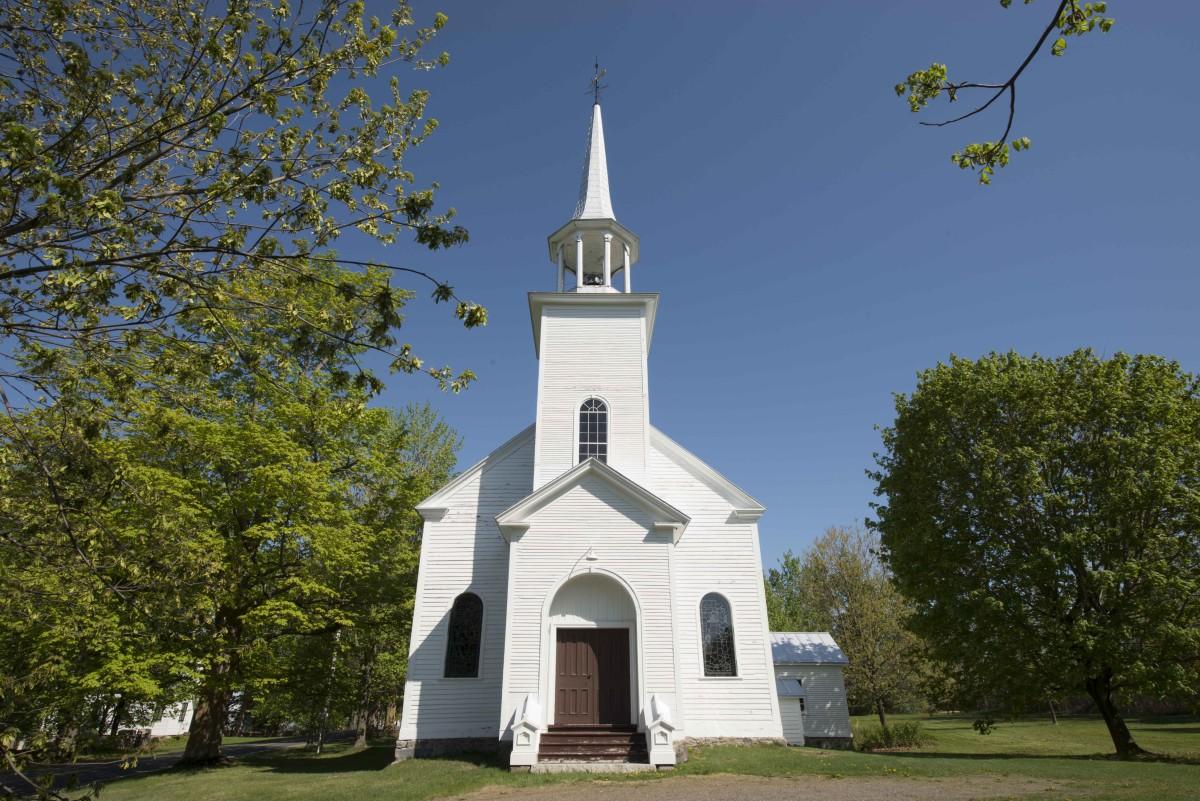 Église anglicane de Saint-Paul-d'Abbotsford